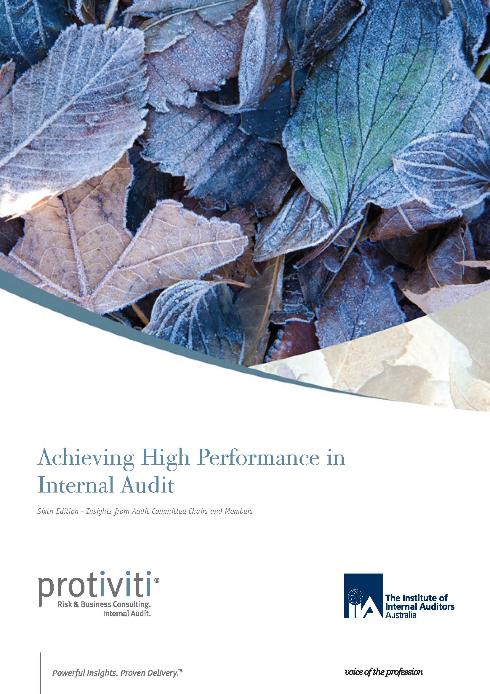 research on internal audit participate in Achieving high performance in internal audit  our research continues to explore the fundamental themes  group that makes strategic decisions and to participate in.